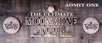 Ultimate Moonshine Tour Adult (12yrs+) Ticket PrePay