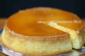 FLAN 8 INCHES