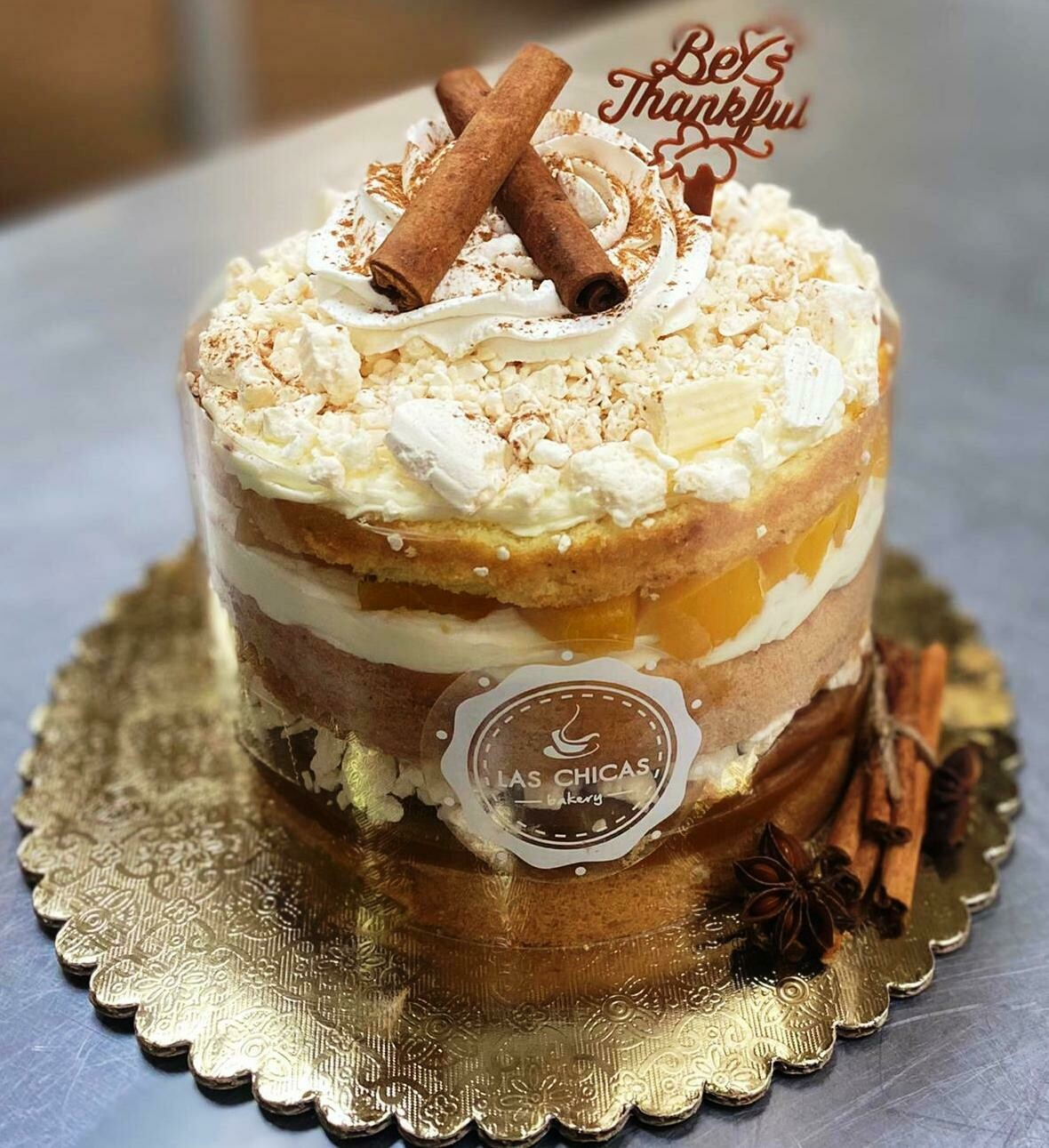 Chajá Cake
