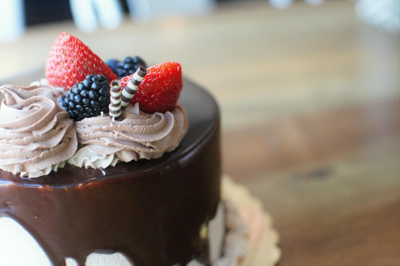 Ensueño Cake