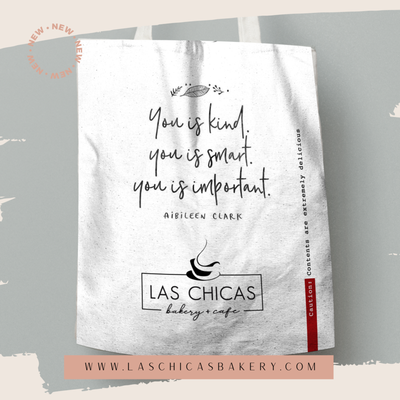 """""""YOU IS..."""" CANVAS TOTE BAG"""