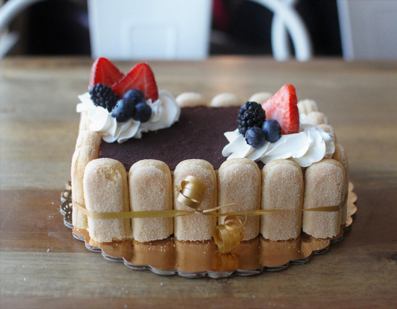 TIRAMISÚ CAKE