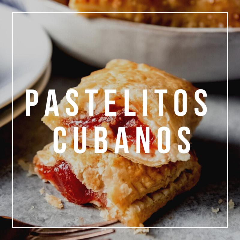 PASTELITOS CUBANOS PARTY SIZE