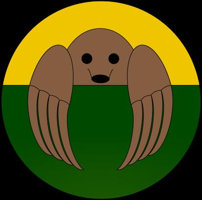 Wooden Mole Engraving
