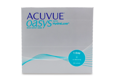 Acuvue Oasys 1 Day (90 Pack)