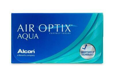 Air Optix Aqua (6 Pack)