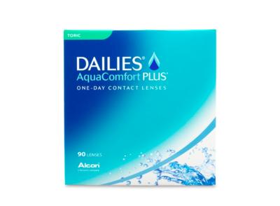 Dailies AquaComfort Plus Toric (90 Pack)