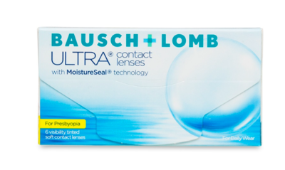 Bausch+Lomb ULTRA for Presbyopia (6 Pack)