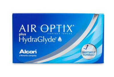 Air Optix Plus HydraGlyde (6 Pack)