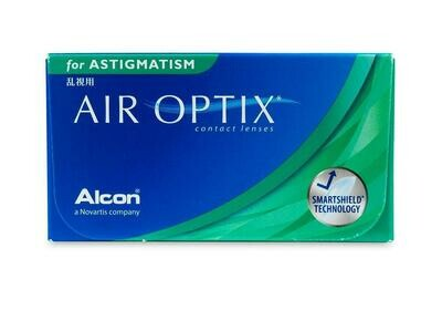 Air Optix for Astigmatism (6 Pack)