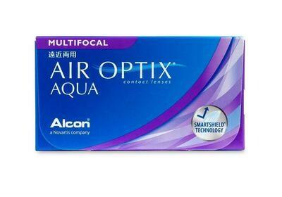 Air Optix Aqua Multifocal (6 Pack)