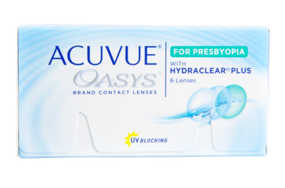Acuvue Oasys for Presbyopia (6 Pack)