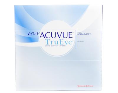 1 Day Acuvue TruEye (90 Pack)