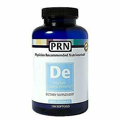 DE3 Dry Eye Omega Supplement