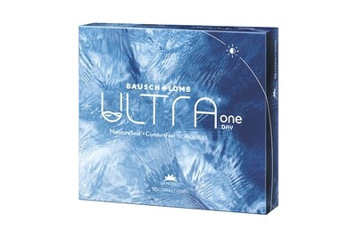 Bausch + Lomb Ultra One Day (90 Pack)