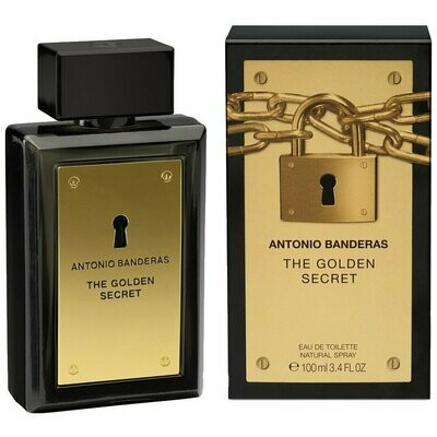 ANTONIO BANDERA THE GOLDEN SECRET 50 ML