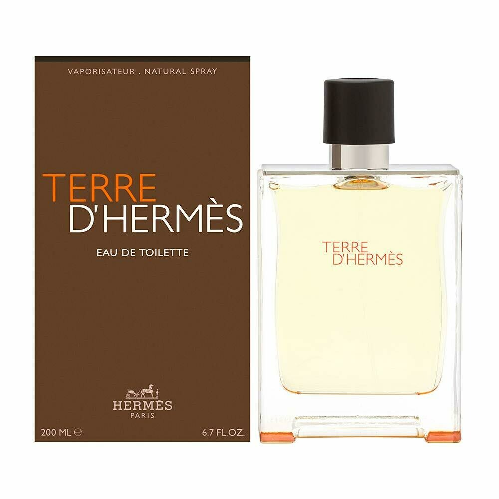 HERMES TERRE D'HERMES POUR HOMME 100 ML