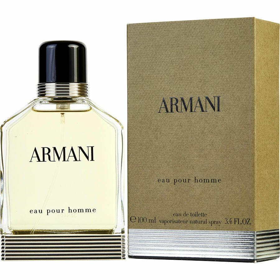 ARMANI POUR HOMME EDT 100 ML