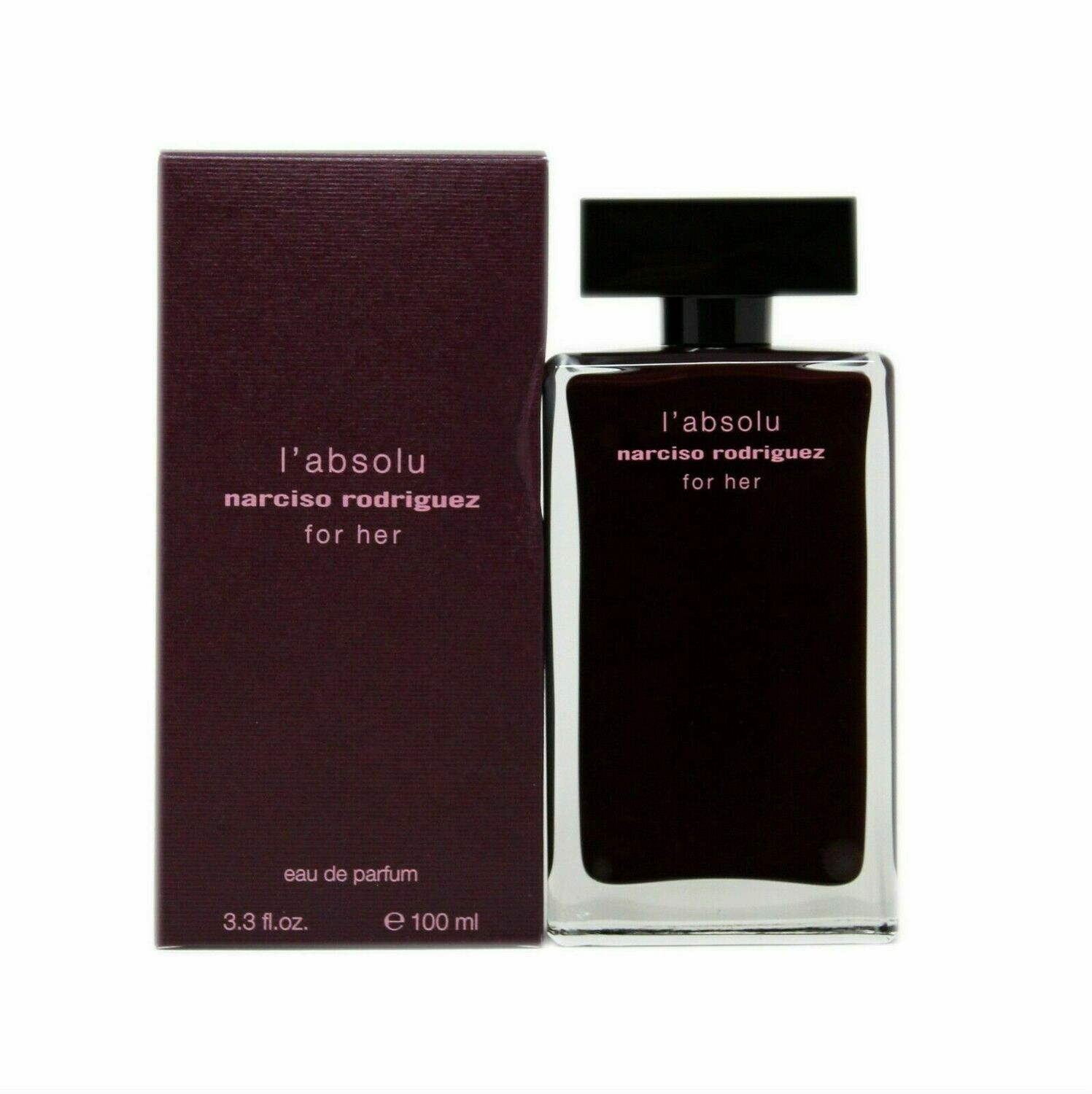 NARCISO RODRIGUEZ FOR HER L`ABSOLU 100ML