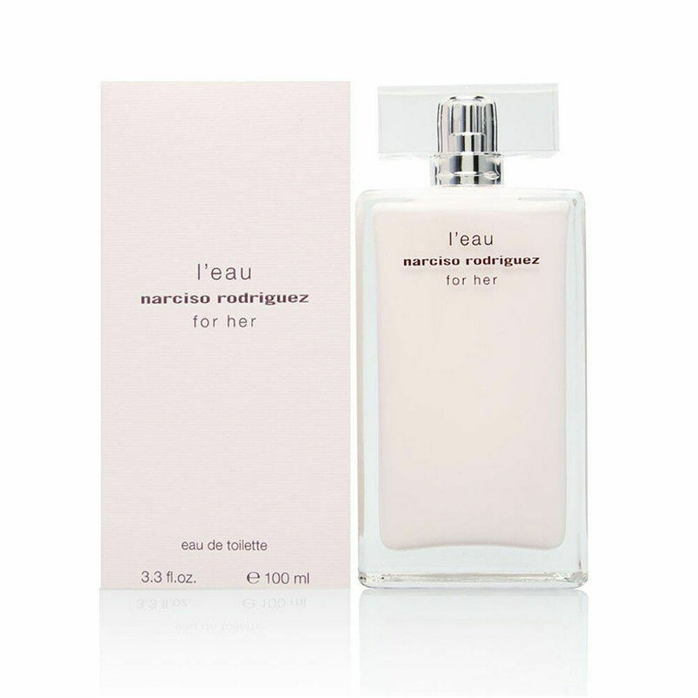 """NARCISO RODRIGUEZ FOR HER L""""EAU FOR H100"""