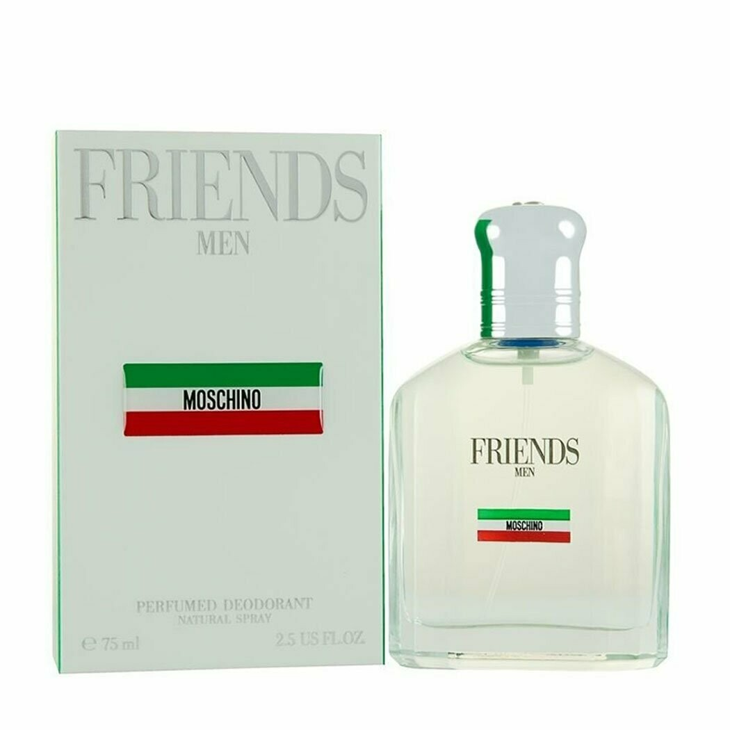 MOSCHINO FRIENDS MEN EDT 75ML