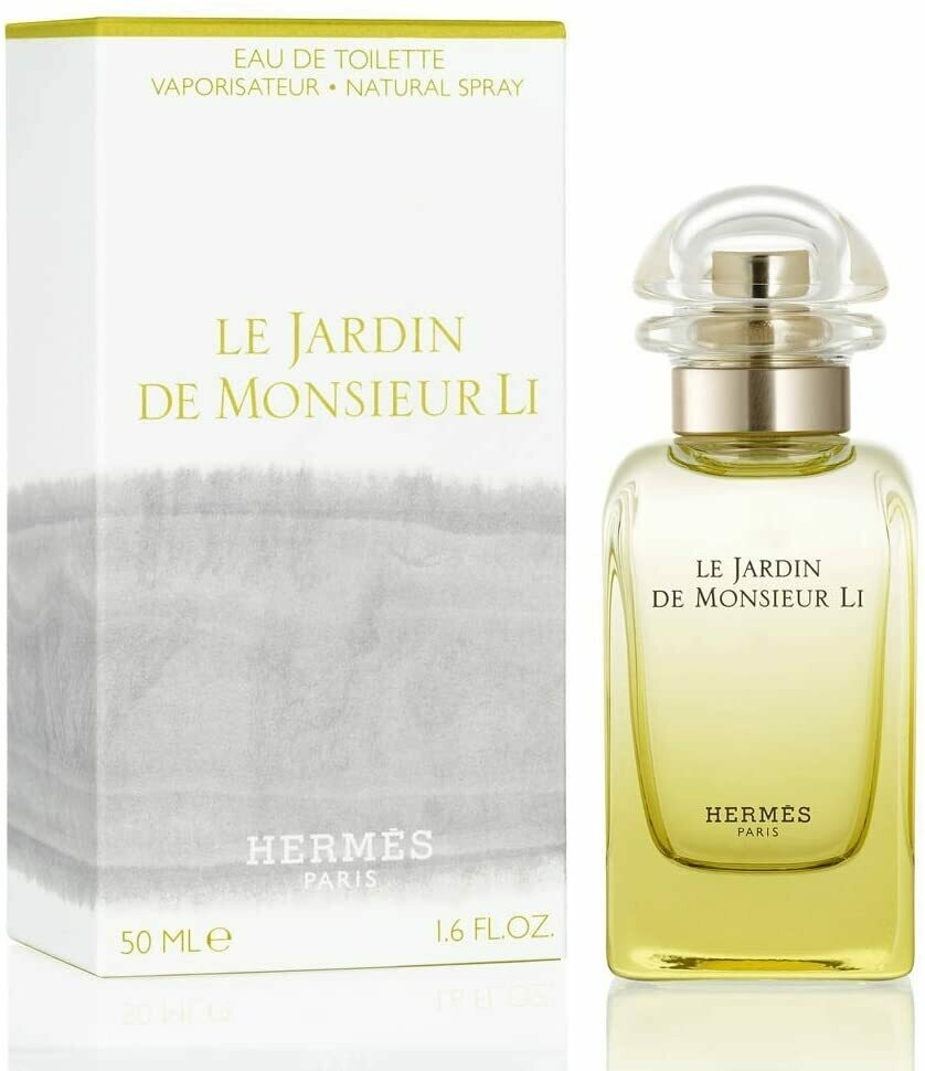 HERMES LE JARDIN DE MONSIEUR LI 50ML