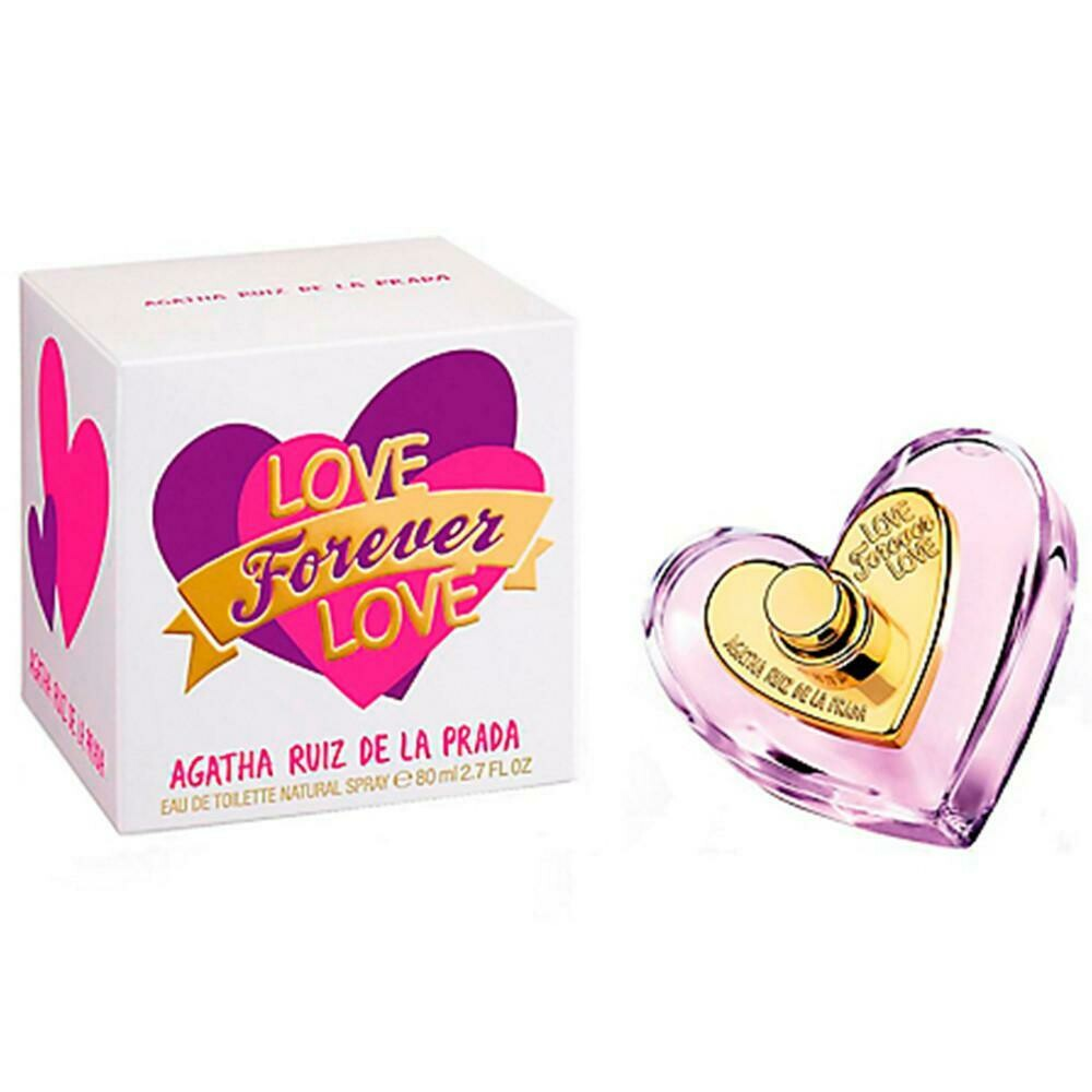 AGATHA LOVE FOREVER LOVE EDT 80 ML