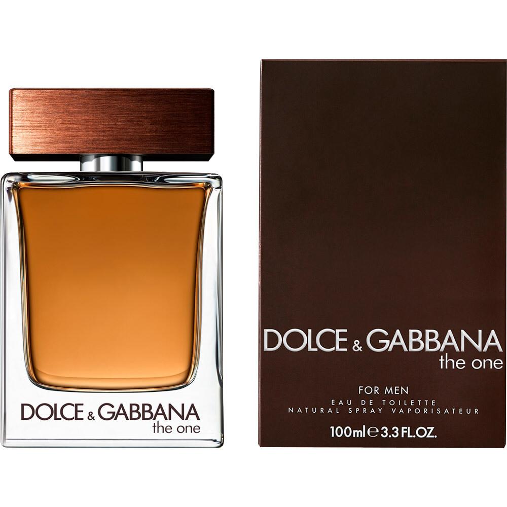 DOLCE & GABBANA THE ONE MEN EDT 100 ML