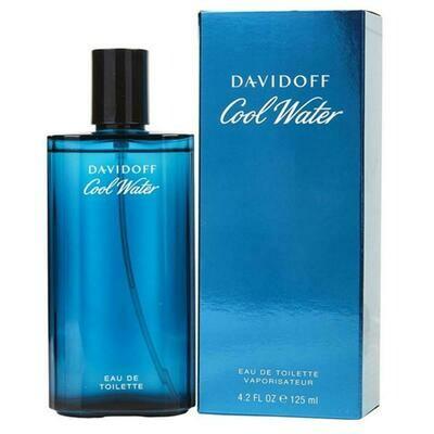 DAVIDOFF COOL WATER MEN EDT 125 ML