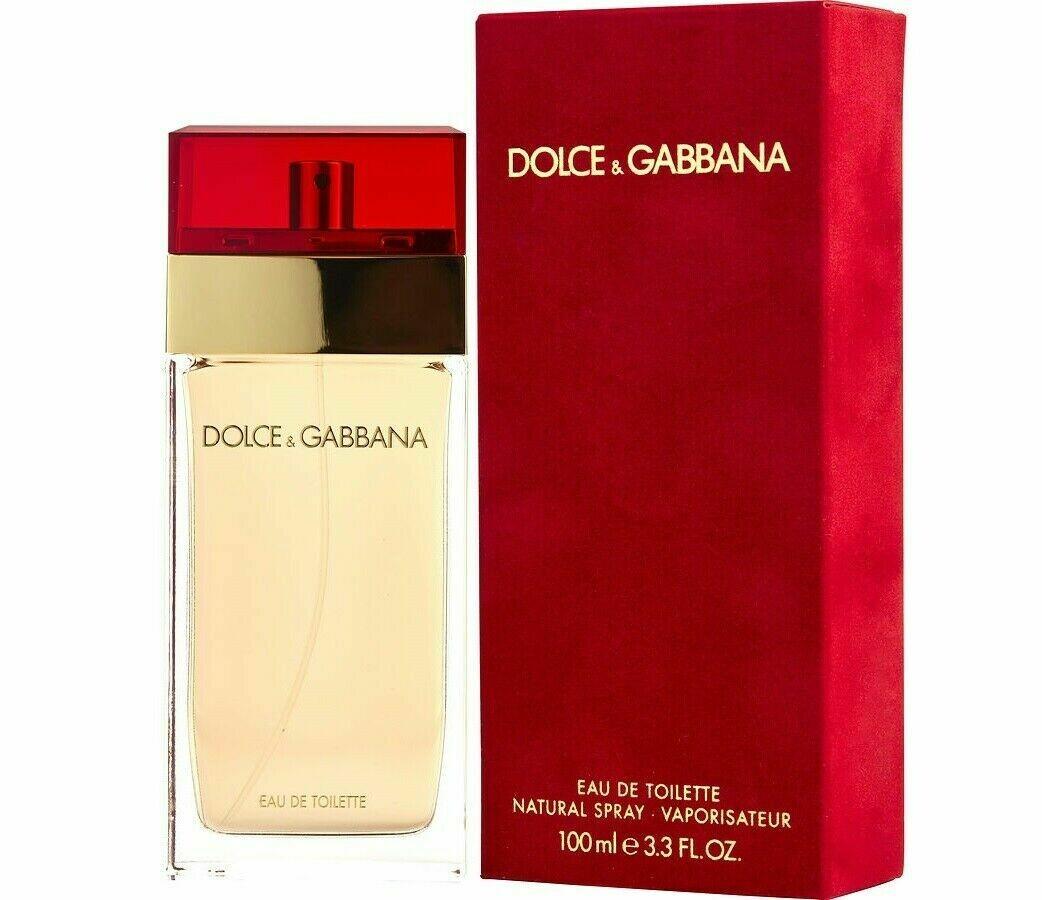 DOLCE & GABBANA WOMEN EDT 100 ML