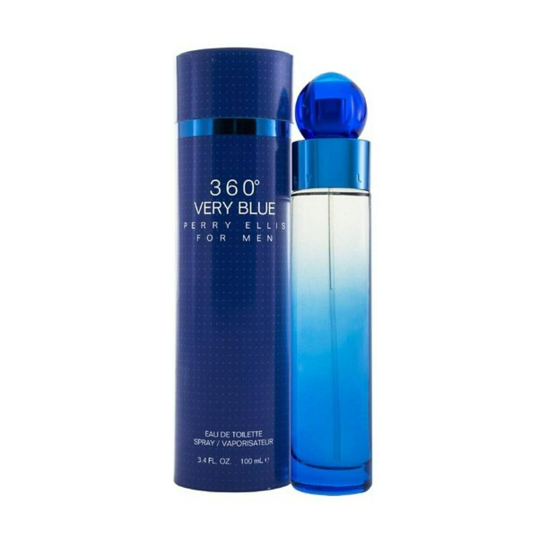 PERRY ELLIS 360° VERY BLUE FOR MEN100ML