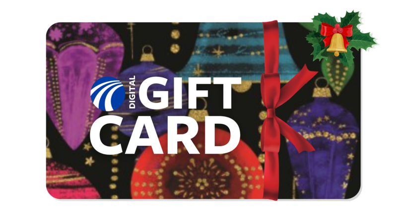 Digital Gift Card for Music, Art, Dance or Drama Classes