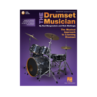 The Drumset Musician : The Musical Approach to Learning Drumset