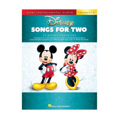 Disney Songs For Two: Trumpets