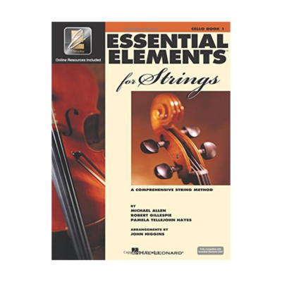 Essential Elements for Strings : Cello Book 1