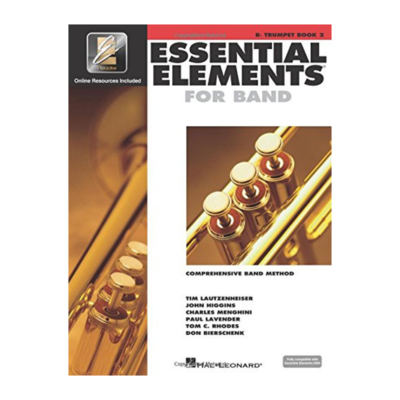 Essential Elements for Band : Trumpet Book 2