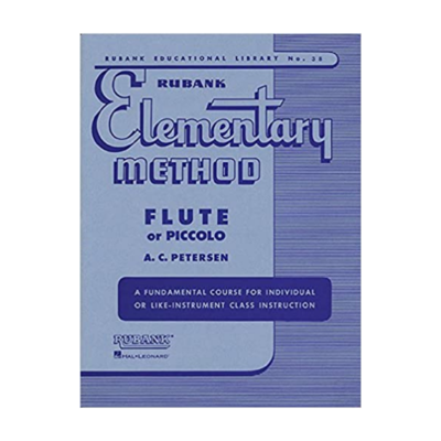 Elementary Method: Flute or Piccolo