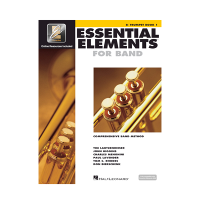 Essential Elements for Band : Trumpet Book 1