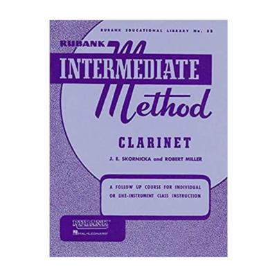 Intermediate Method: Clarinet