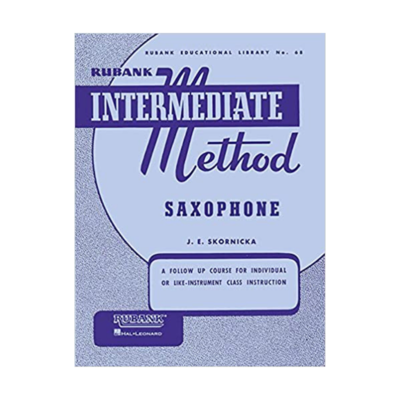 Intermediate Method: Saxophone