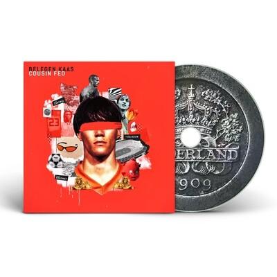 Belegen Kaas CD