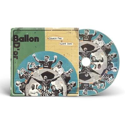 Ballon D'or CD