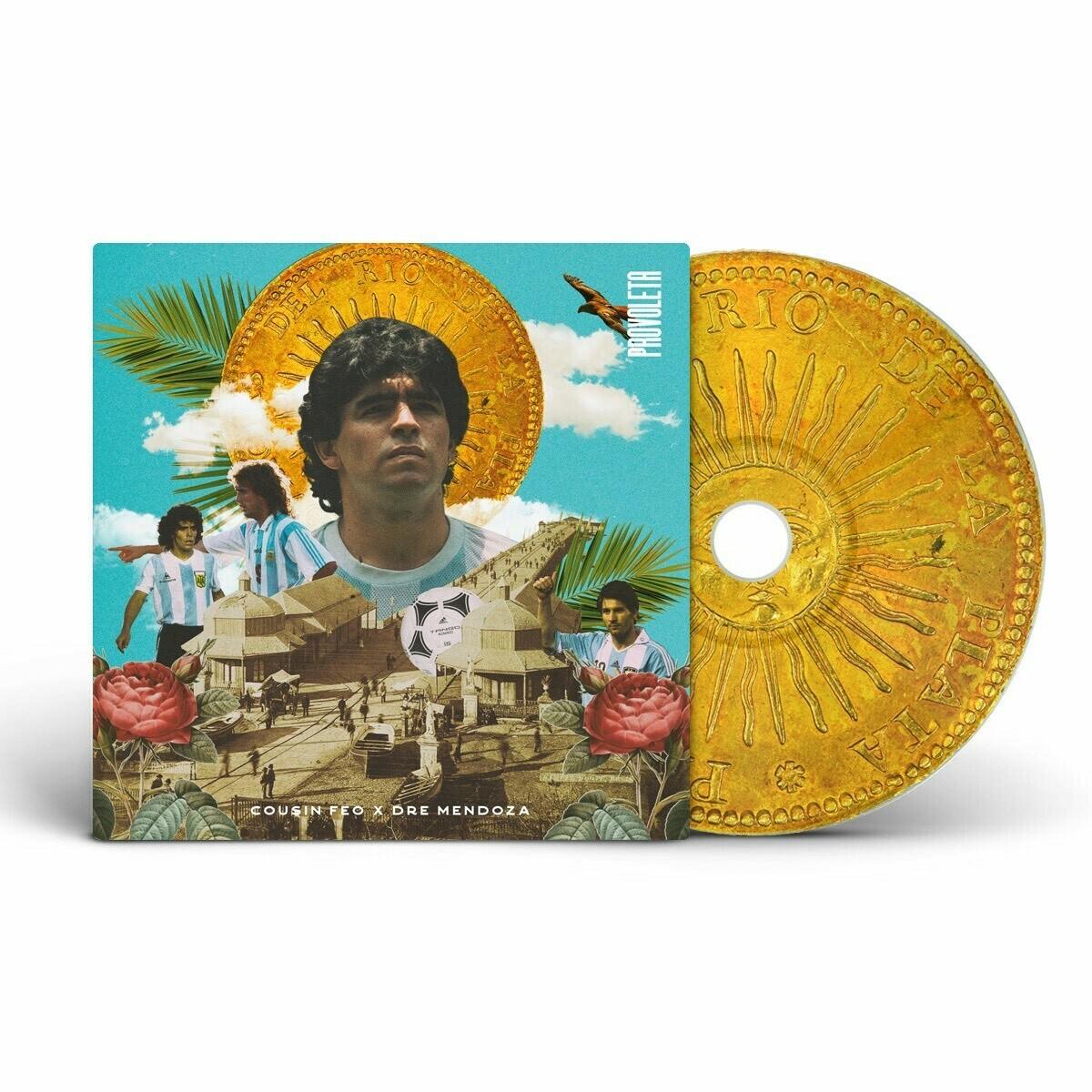 Provoleta CD