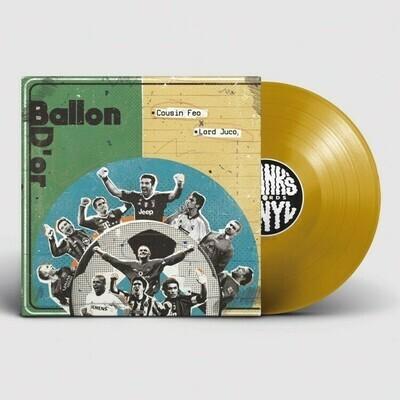 Ballon D'or Gold Vinyl Edition(Autographed)