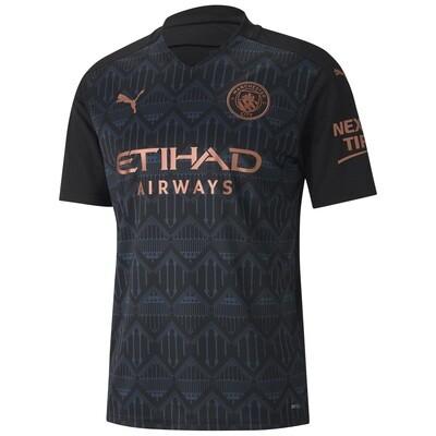 Manchester City Away Jersey 2020-21