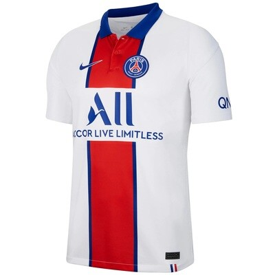 Paris Saint Germain Away Jersey 2020-21