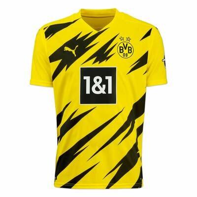 Borussia Dortmund Home Jersey 2020-21