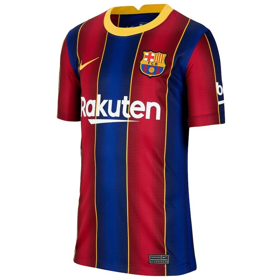 FC Barcelona Home Jersey 20-21