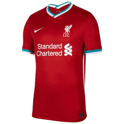 Liverpool FC Home Jersey 20-21