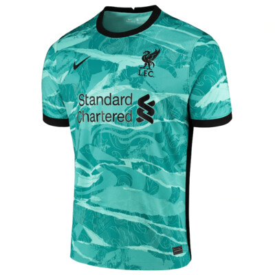 Liverpool FC Away Jersey 20-21 - On Sale